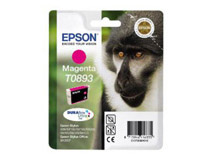 Bläckpatron Epson T0893 300 sidor magenta