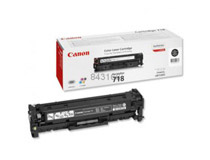 Toner Canon 718BK 3,4k svart