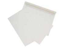 Kuvert C4 vita SS täckremsa 50st/fp