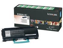 Toner Lexmark E260A11E 3,5k svart