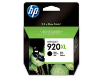 Bläckpatron HP No920XL 1,2k svart