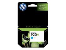 Bläckpatron HP No920XL 700 sidor cyan