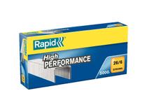 Häftklammer Rapid High Performance 26/6 5000st/ask