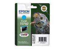 Bläckpatron Epson T0792 400 sidor cyan