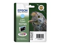 Bläckpatron Epson T0795 400 sidor ljus cyan