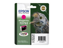 Bläckpatron Epson T0793 400 sidor magenta