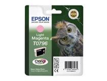 Bläckpatron Epson T0796 400 sidor ljus magenta
