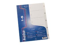 Pärmregister Keba Plast A3L 1-5