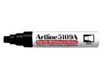 WB-penna Artline 5109A Big Nib sned svart 6st/fp