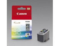 Bläckpatron Canon CL-38 färg