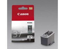 Bläckpatron Canon PG-37 svart
