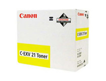Toner Canon C-EXV21 14k gul