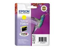 Bläckpatron Epson T0804 300 sidor gul