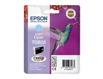 Bläckpatron Epson T0805 300 sidor ljus cyan
