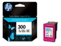 Bläckpatron HP Nr300 165 sidor 3-färg