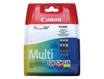 Bläckpatron Canon CLI-526 3-färg CMY