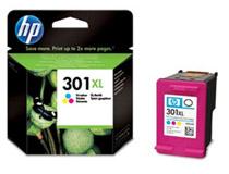 Bläckpatron HP Nr301 XL 6ml färg
