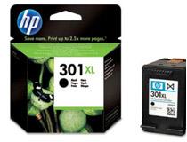 Bläckpatron HP Nr301 XL 8ml svart
