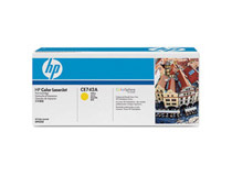 Toner HP CE742A 7,3k gul