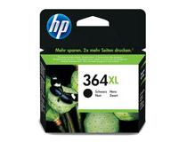 Bläckpatron HP Nr364XL 550 sidor svart