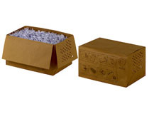 Avfallssäck Rexel papper 26 liter 20st/fp