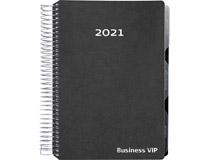 Business VIP konstläder svart 2021