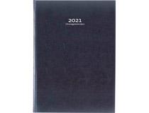 Företagarkalendern konstläder svart 2021