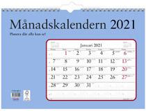 Månadskalendern 2021