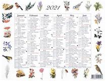 Lilla Naturalmanackan 2021