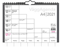 Väggagenda 2021