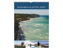 Väggkalender Svenska kusten 2021