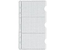 Filofax Personal kreditkortshållare 5st/fp