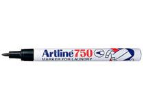 Märkpenna Artline 750 tvättmärkning svart