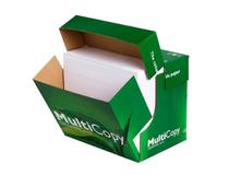 Kopieringspapper MultiCopy Xpressbox A4 HÅLAT 80g 2500st/kartong