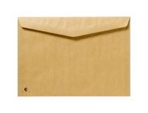 Kuvert C5 bruna fukthäftande 100st/fp