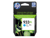 Bläck HP 933XL CN054AE 825 sidor cyan