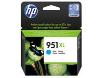 Bläck HP 951XL CN046AE 1,5k cyan