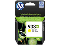 Bläck HP 933XL CN056AE 825 sidor gul