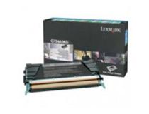 Toner Lexmark C734A1KG 8k svart