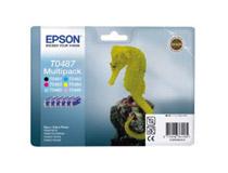 Bläck Epson T048 multipack 6 färger/fp