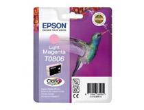 Bläckpatron Epson T0806 ljus-magenta