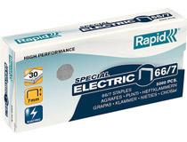 Häftklammer Rapid Specific Electric 66/7 5000st/ask