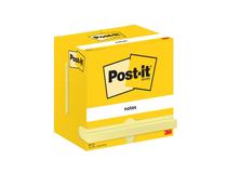 Post-it 655 76x127 gul 12st/fp