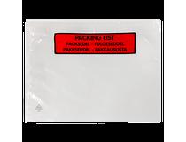 Packsedelskuvert C5 med tryck 1000st/fp
