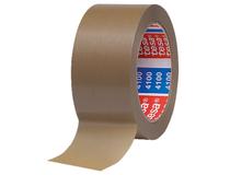 Packtejp Tesa 4100 66mx50mm brun 6rl/fp
