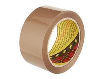 Packtejp Scotch 66mx50mm brun 6rl/fp