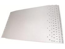 Register plast A3L 1-12