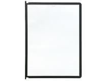 Pin Panel A4 svart 5st/fp