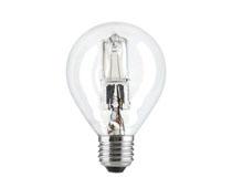 Halogenglödlampa klot 18W E27