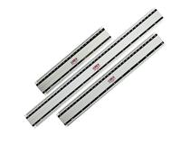Linjal aluminium 50cm